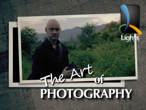 OK Photography in TV: 'The Art of Photography' was my TV show in a Pakistani channel.