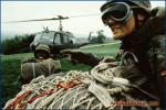 Anlandung, AMF-Übung Ardent Ground, Baumholder.