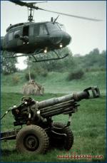 Luftlandeartillerie, AMF-Übung Ardent Ground, Baumholder.