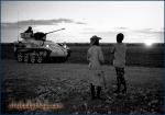 Feldpost, Belegt Huen (Somalia).