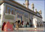 Schrein von Sultan Bahn (Pakistan).