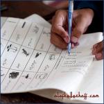 Wählerregister, Wahlen Pakistan 2013.
