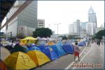 Regenschirmbewegung, Hong Kong.