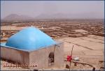 Sufi-Grab mit-Blick-auf-Kabul.
