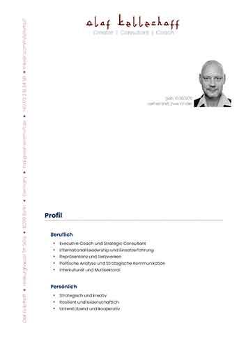 Olaf Kellerhoff Lebenslauf