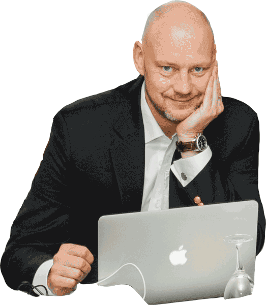 Olaf Kellerhoff - Computer